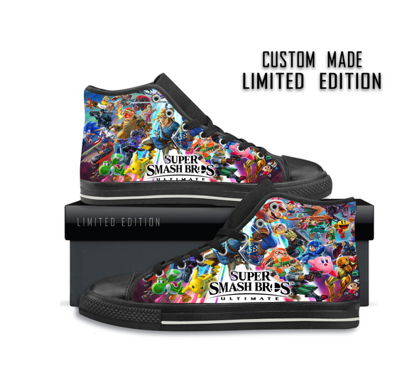 Super Smash Bros Ultimate - Children's Shoes