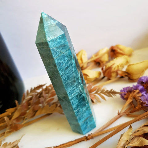Apatite Polished Point #9