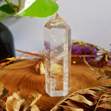 Clear Quartz Polished Point #13