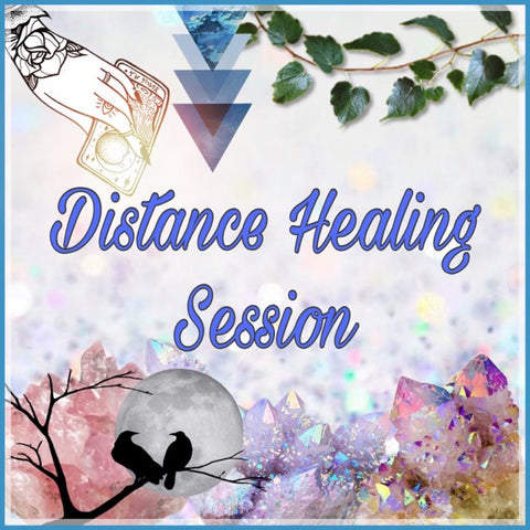 Distance Healing Session - 15 Minutes