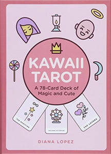 Kawaii Tarot : A 78-Card Deck of Magic and Cute