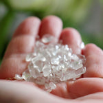 Clear Quartz Tumbled Chips