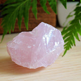 Rose Quartz - Raw - Large
