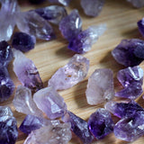 Amethyst Natural Point - Small