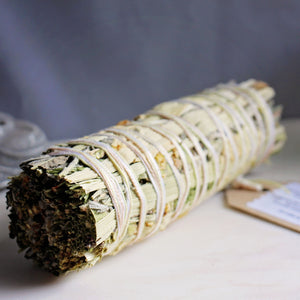 Sacred Incense Smudge Wand - Miracles