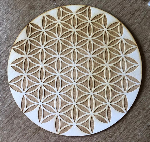 Grid Board - Flower Of Life