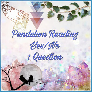 Pendulum Reading - 1 Question