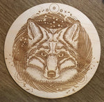 Grid Board - Spirit Animal - Fox