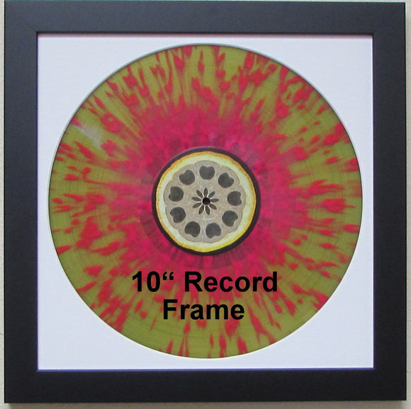 10 Vinyl Record Display Frames For The Wall Frame My Collection