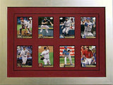 Eight Trading Card Frame - Frame My Collection