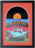 "12"" LP Vinyl or LaserDisc Frame with Sleeve, Jukebox style - Frame My Collection"