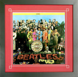 "12"" LP Record Album Frame for Sleeve with Mat - Frame My Collection"