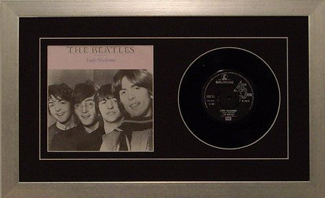7 Quot 45 Vinyl Record Frame With Sleeve Frame My Collection Llc