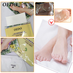 Extract Remove Foot Dead Skin Mask Foot Care Peeling Exfoliating Skin Socks