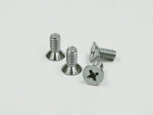 Bottom Plate Screws - NukeTrain - Radiation Safety Training