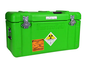 Molded Shipping Case - NukeTrain - Radiation Safety Training
