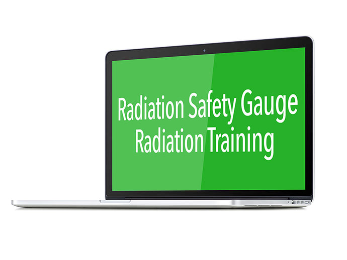 Radiation Safety Gauge Operator Training Online Webinar - NukeTrain - Radiation Safety Training