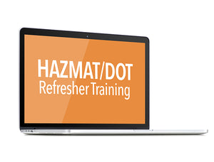 Hazmat/DOT Refresher Training Online Webinar - NukeTrain - Radiation Safety Training