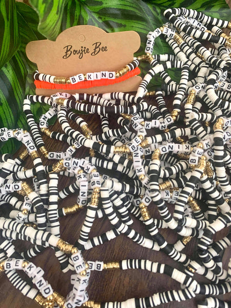 Boujie Bee Beaded Bracelet Sets
