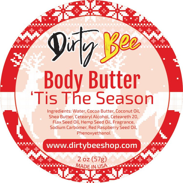 'Tis The Season 2oz Body Butter