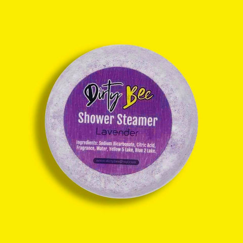 Lavender Shower Steamer