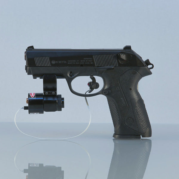 Rifle/Pistol Laser Mount and Trigger