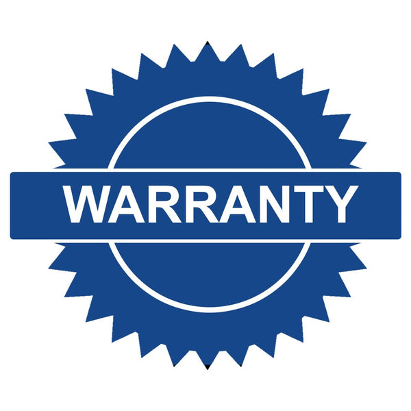 Extended Warranty - Single/Dual Head Home Pack