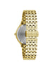 WN4098 Women's Black Tie Watch