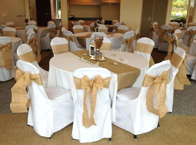 Add Shine To Your Event With Chair Ties Rentals In Utah