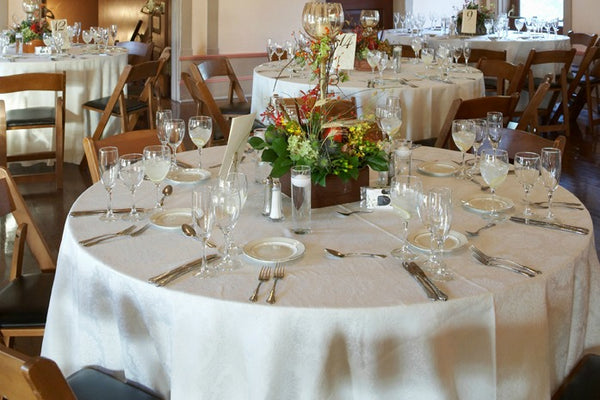 Premier Table Linen Rentals in Utah