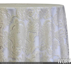 Princess Lace Tablecloths