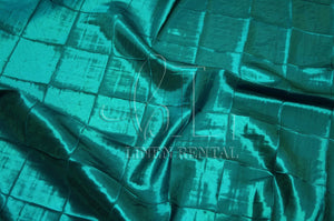 "Oasis 4"" Pintuck Taffeta Table Linen"