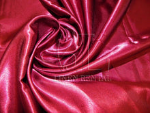 Wild Fire Satin Table Overlays