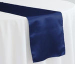 Satin Table Runners - 29 West Linen