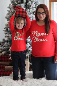 Mama Claus Sweater
