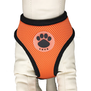 Paw  Adjustable Soft Breathable Dog Harness
