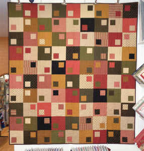 All Squared Up Quilt Block