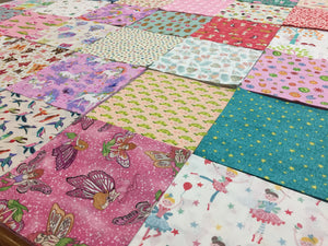 I Spy a new quilt!