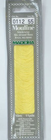 Madeira Mouline 6 stranded embroidery cotton 0112