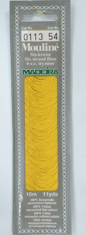 Madeira Mouline 6 stranded embroidery cotton 0113