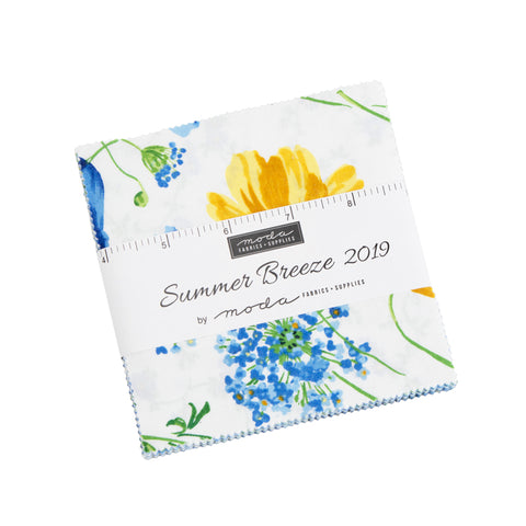 Summer Breeze 2019 Charm Squares