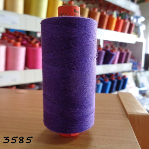 Rasant Thread 1000m  - 3585 Dark Grape