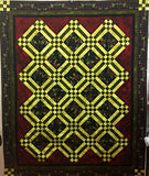 9 Patch Lattice Quilt Kit