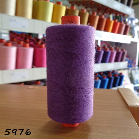 Rasant Thread 1000m  - 5976 Dark Violet Purple
