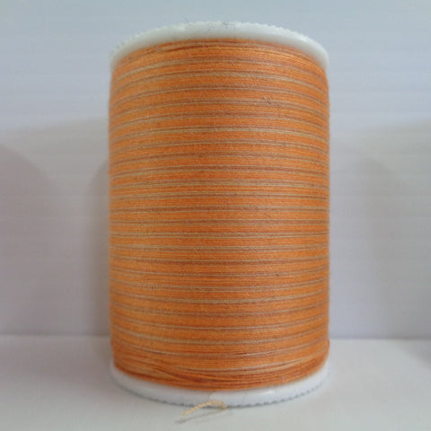 Signature variegated 100% cotton 77 Peachy Tones