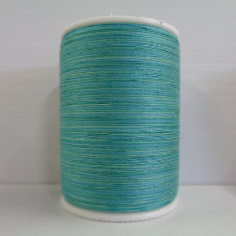 Signature variegated 100% cotton 83 Aqua Waters
