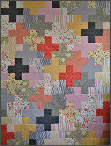 Cross Quilt Kit