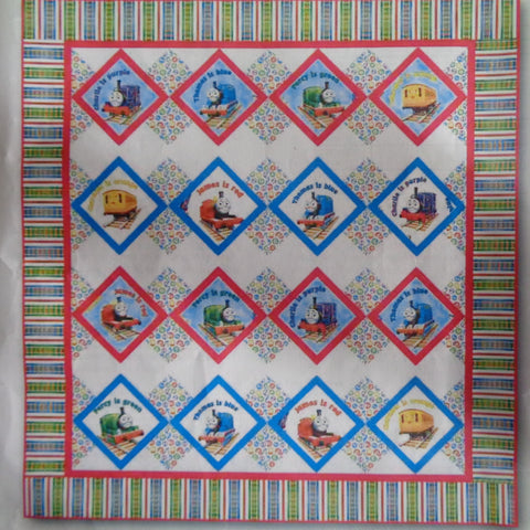Thomas & Friends 'The Color Express' Quilt Kit