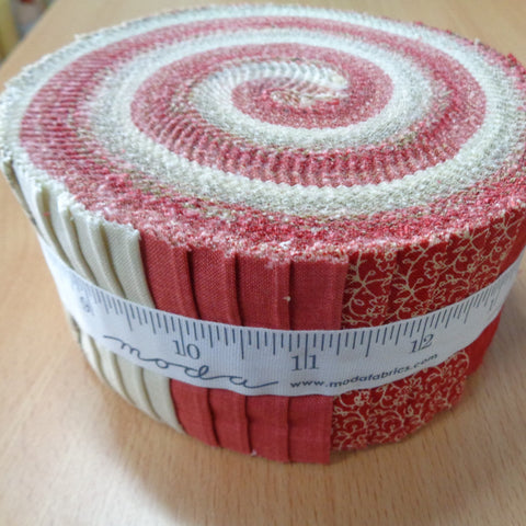 Moda French General Favourites Jelly Roll