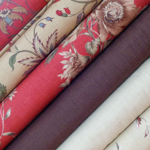 Moda French General Favourites Fabric Range
